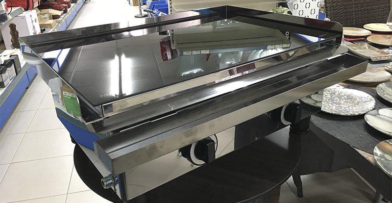 Plancha vitroceramica a gas Vitrogaz en tienda TodoHotel