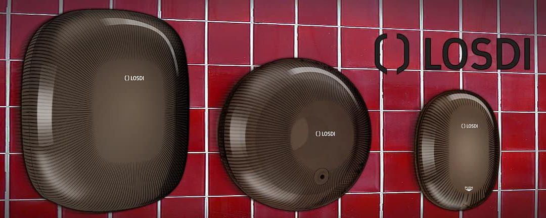 Dispensación controlada LOSDI: Higiene innovadora, comodidad y control de tus gastos.